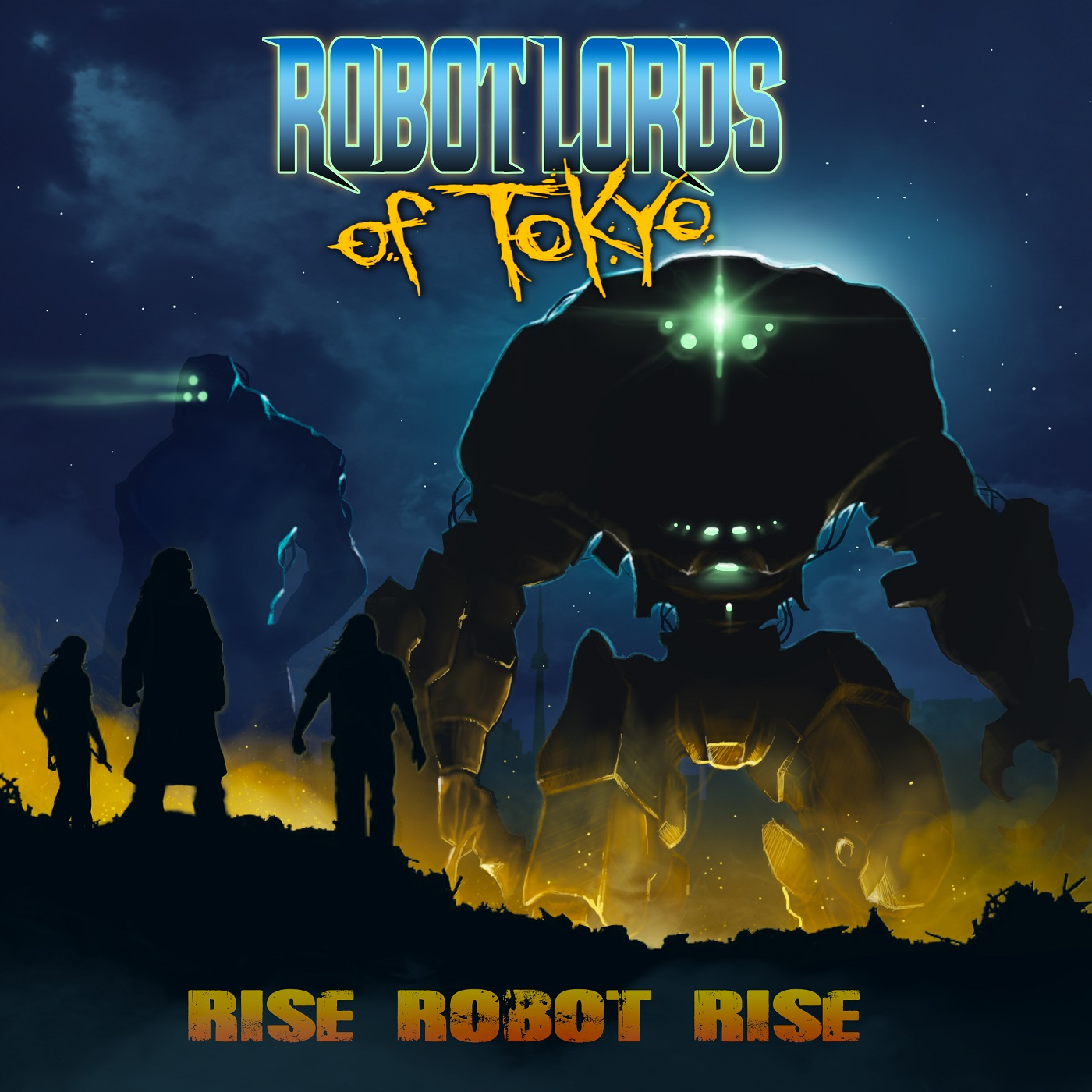 Robot Lords of Tokyo Rise Robot Rise