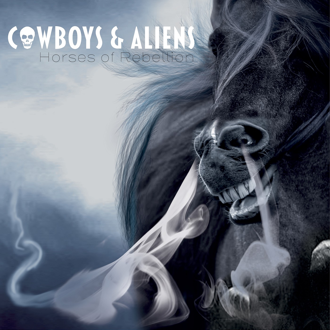 cowboys aliens horses of rebellion