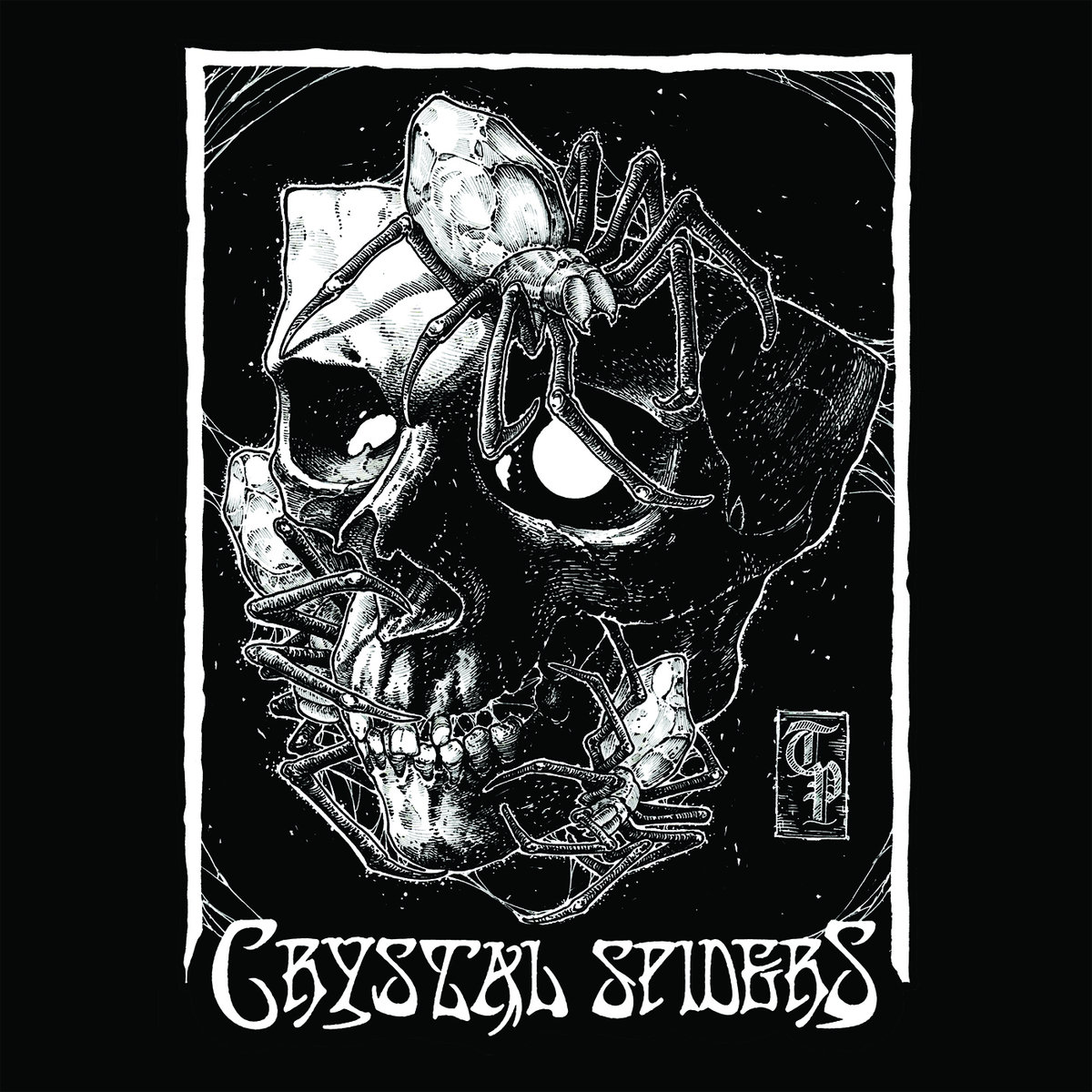 crystal spiders demo