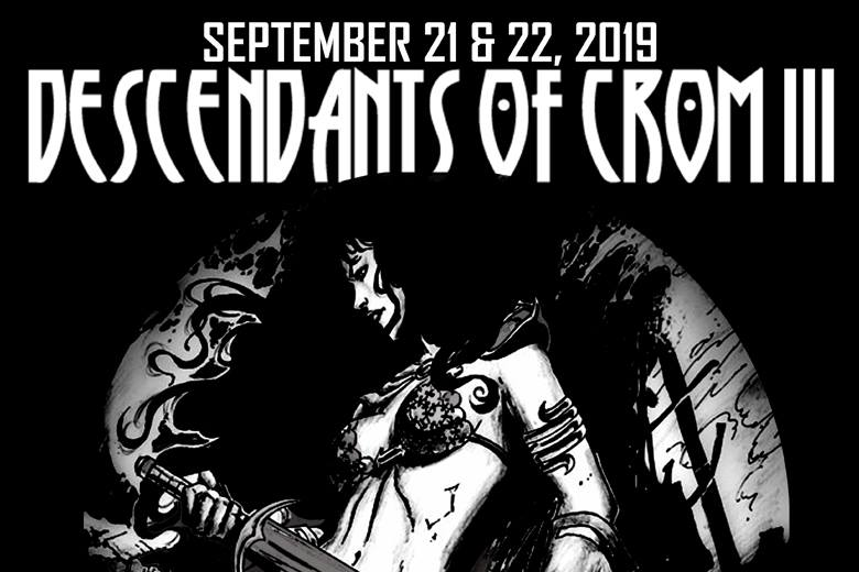 descendants of crom iii banner