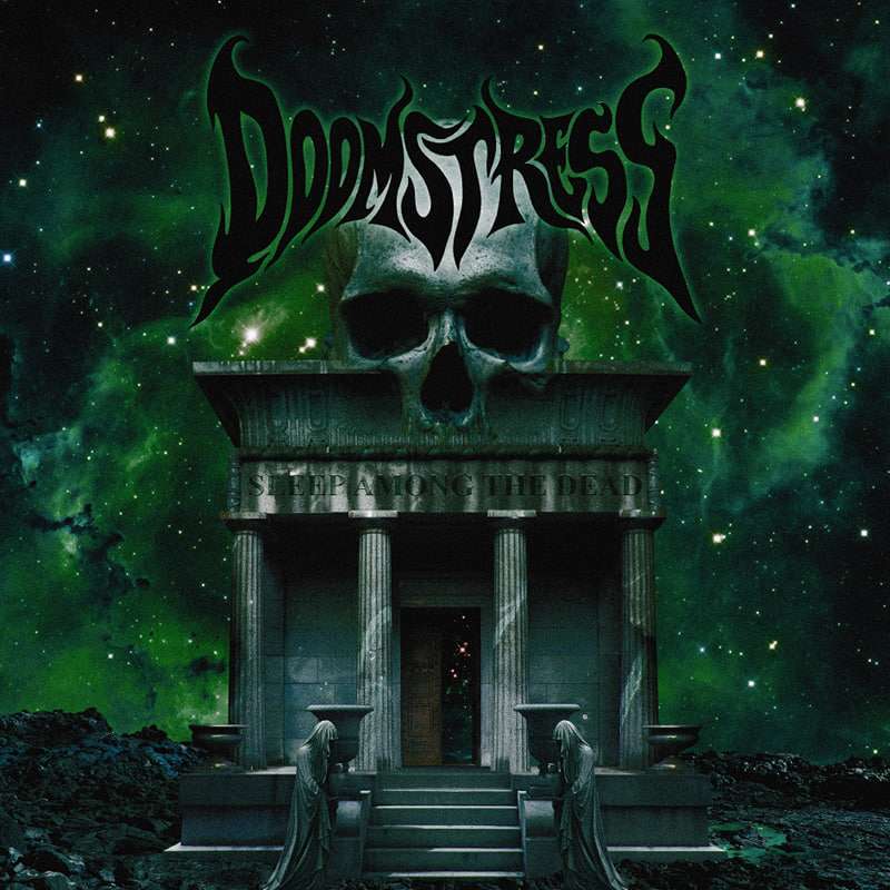doomstress sleep among the dead