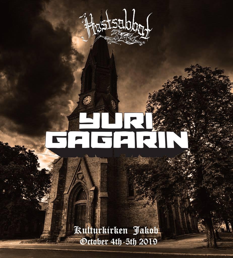 hostsabbat 2019 yuri gagarin