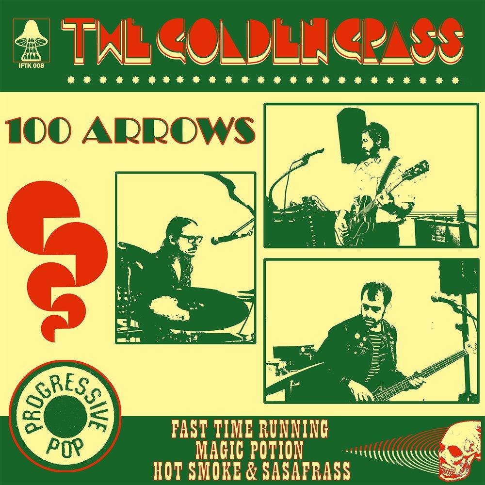 the golden grass 100 arrows