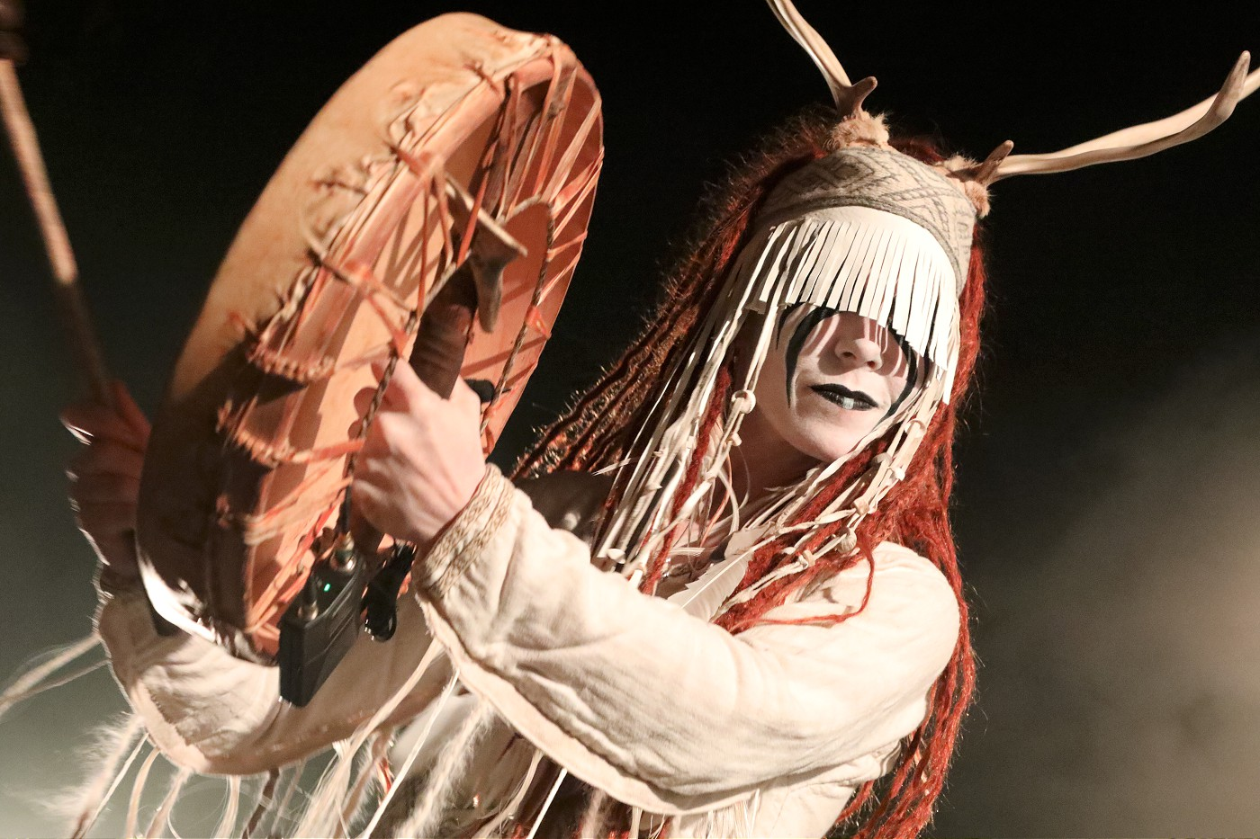 Heilung (Photo by JJ Koczan)