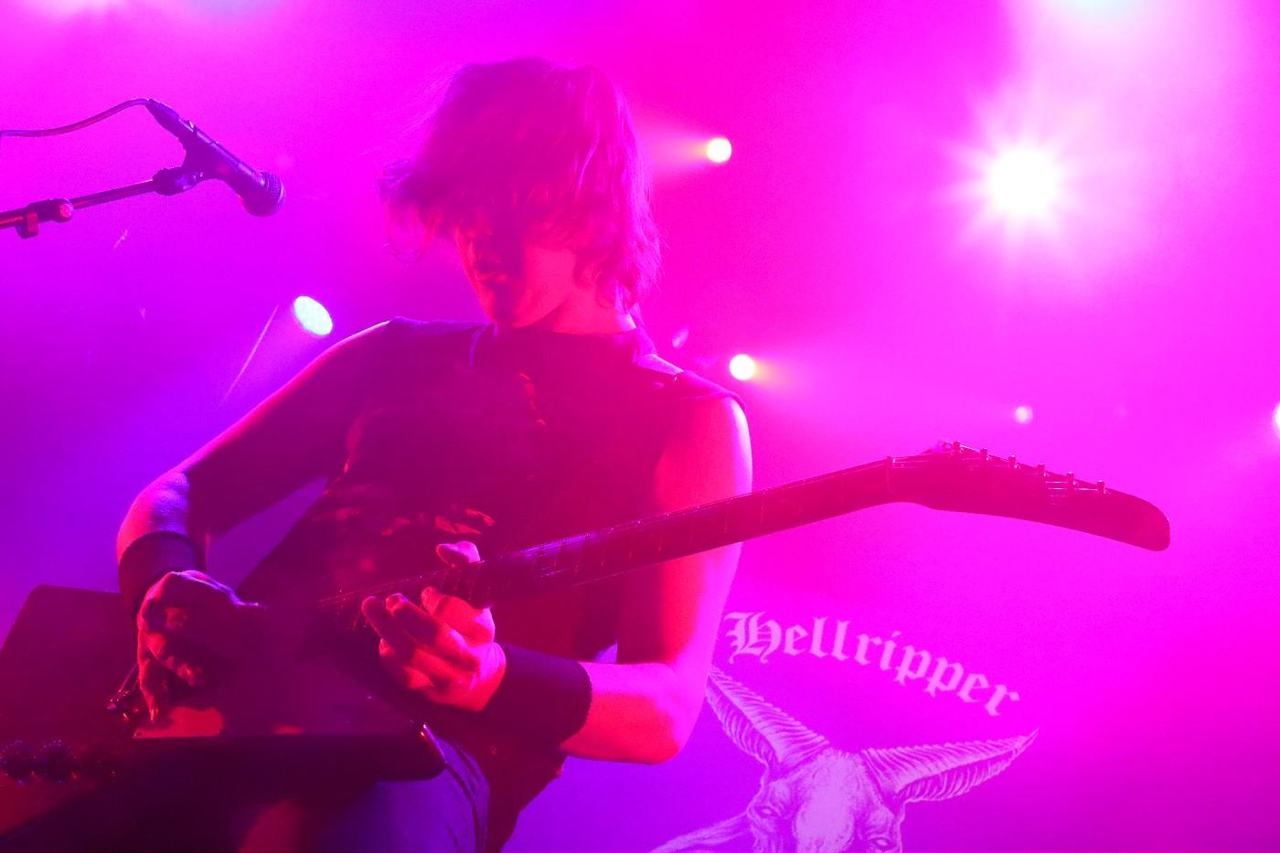 Hellripper (Photo by JJ Koczan)