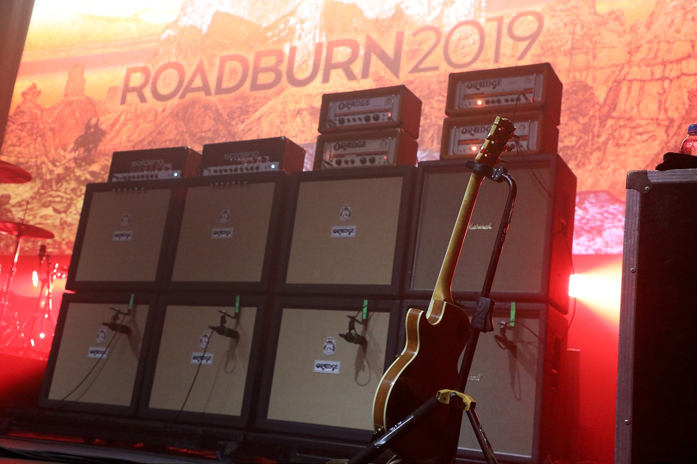 Roadburn 2019 banner (Photo by JJ Koczan)