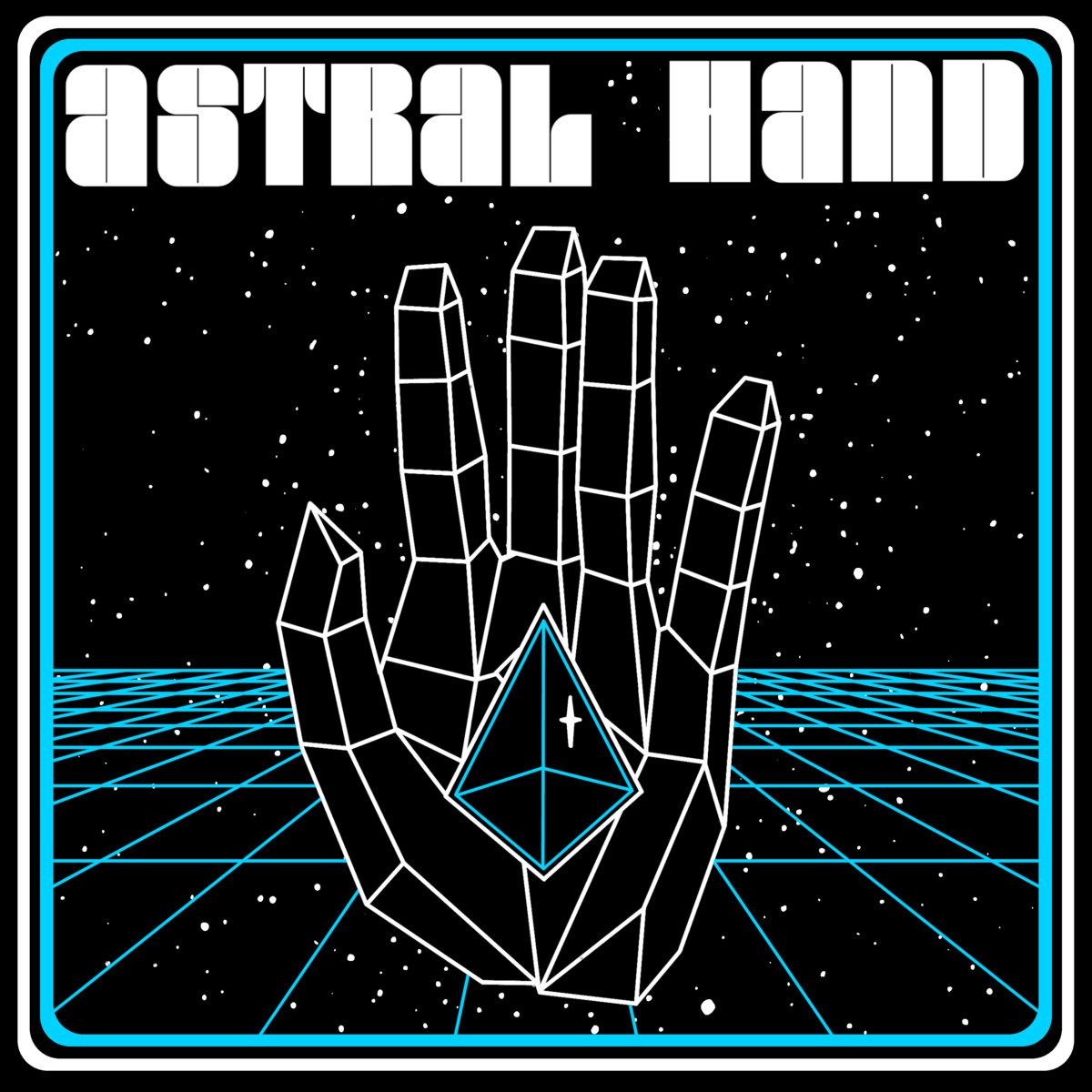 astral hand universe machine