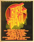 bible of the devil tour