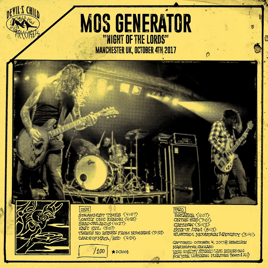 mos generator night of the lords