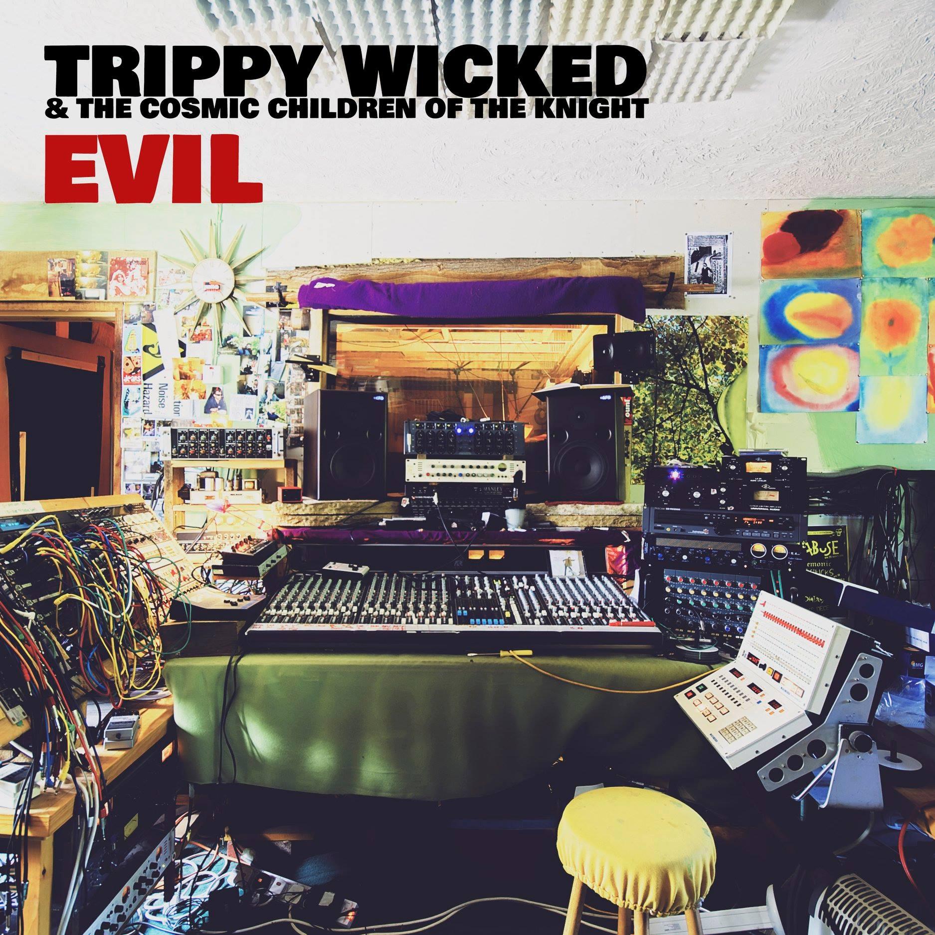 trippy wicked evil