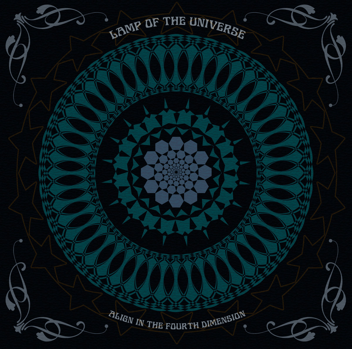 Lamp of the Universe Align in the Fourth Dimension