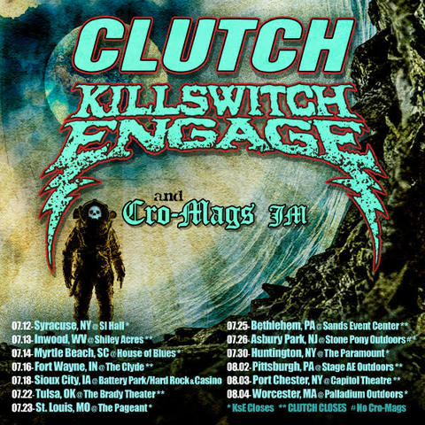 clutch kse tour