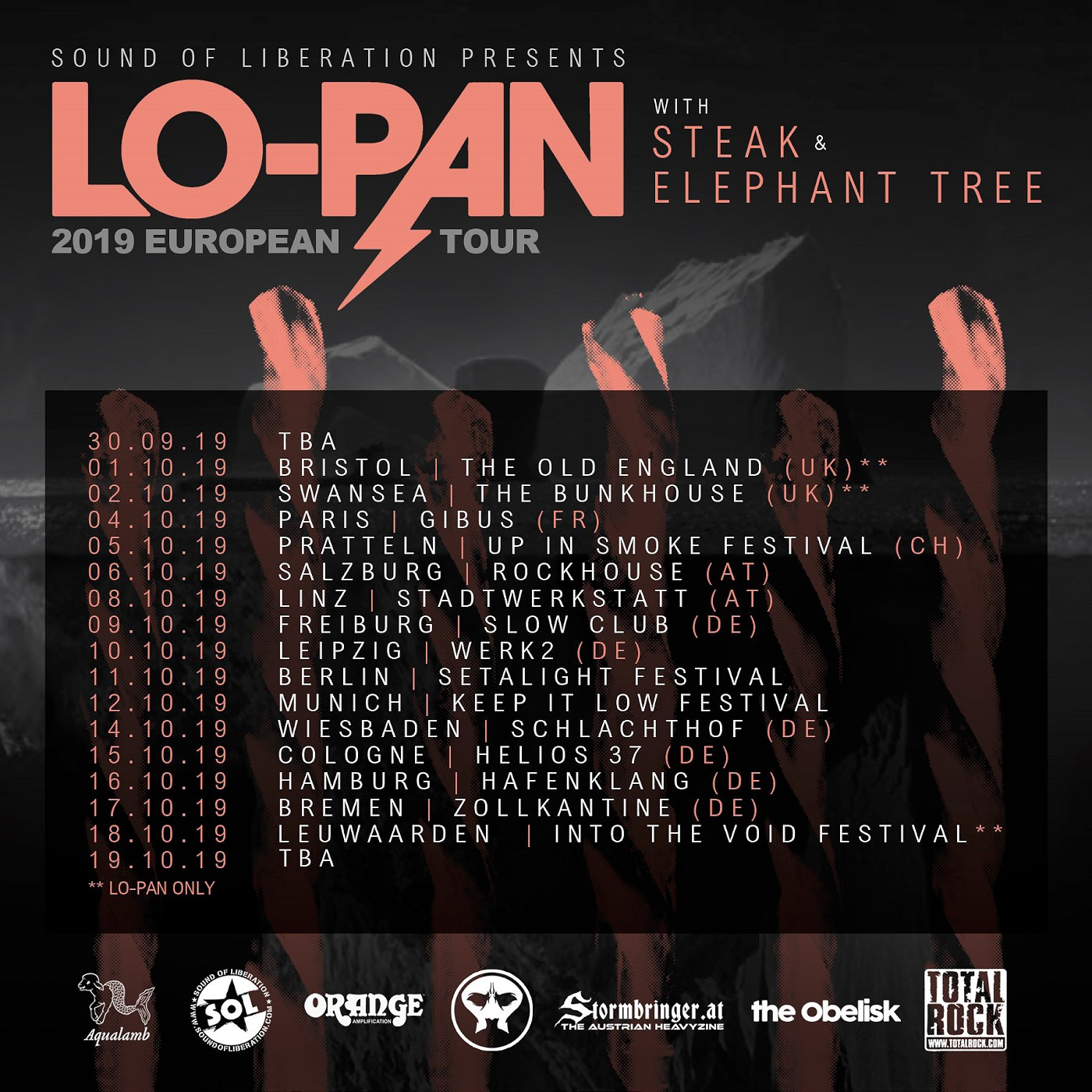 lo-pan steak elephant tree tour