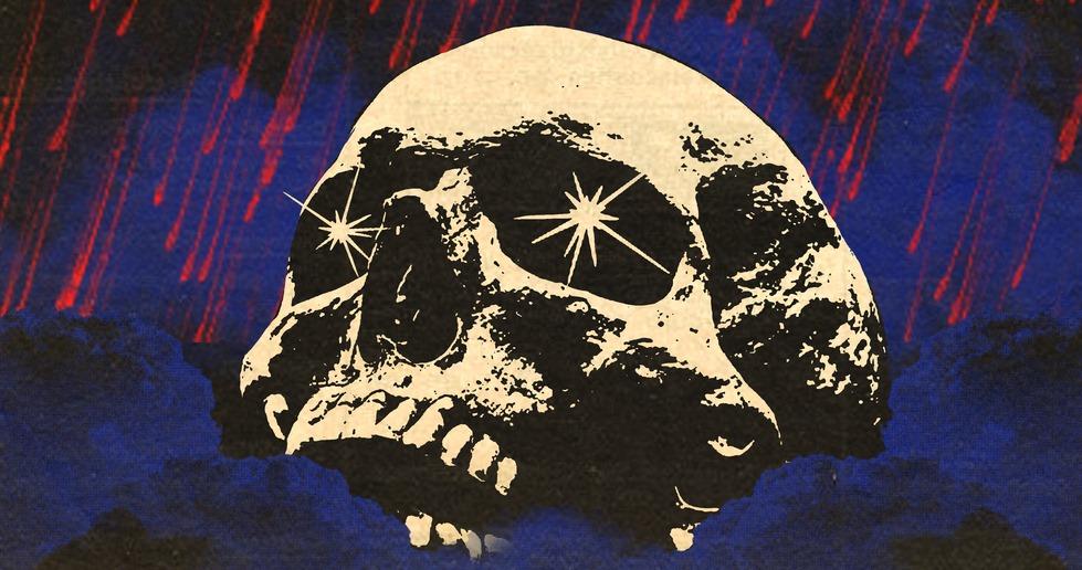 northwest hesh fest skull