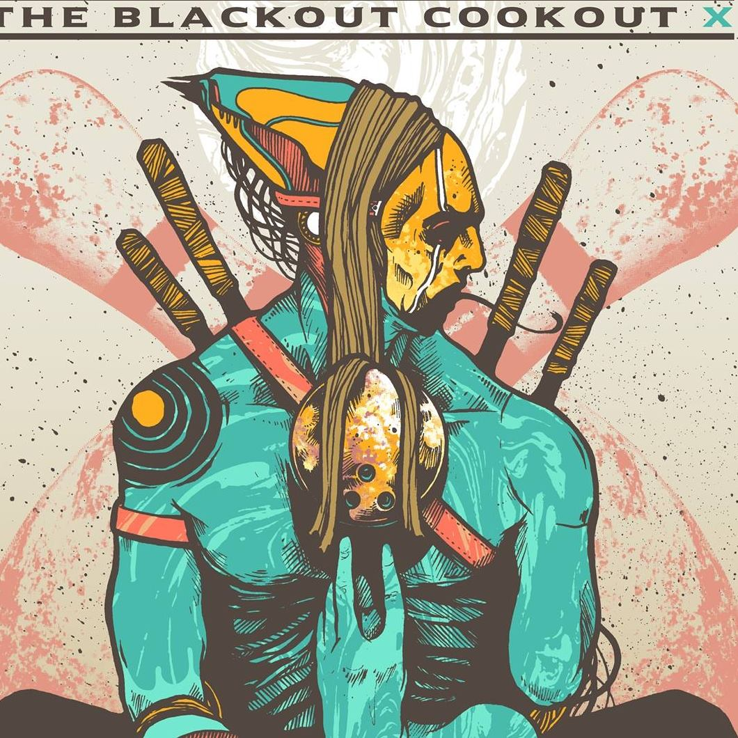 the blackout cookout 10 art