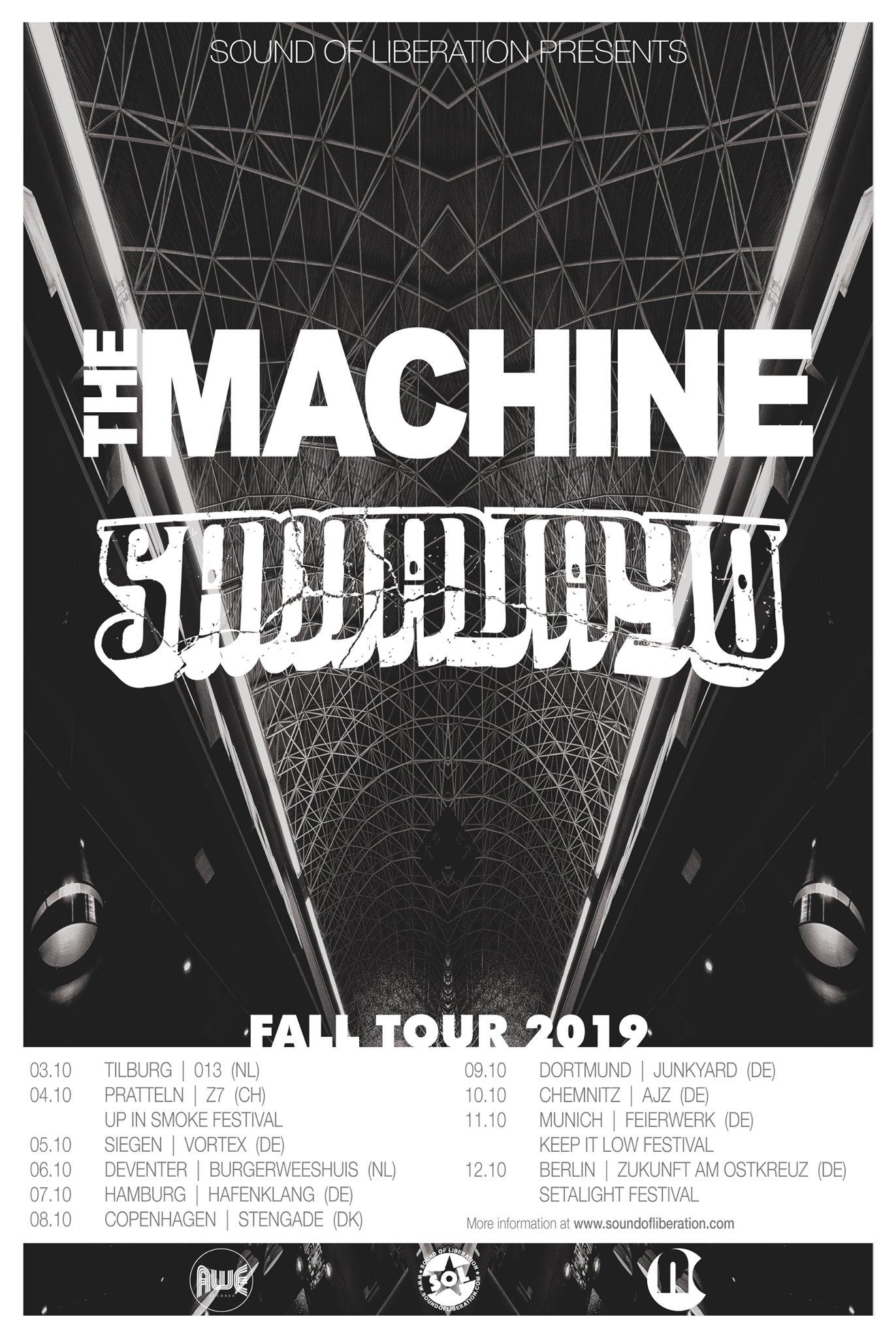 the machine tour