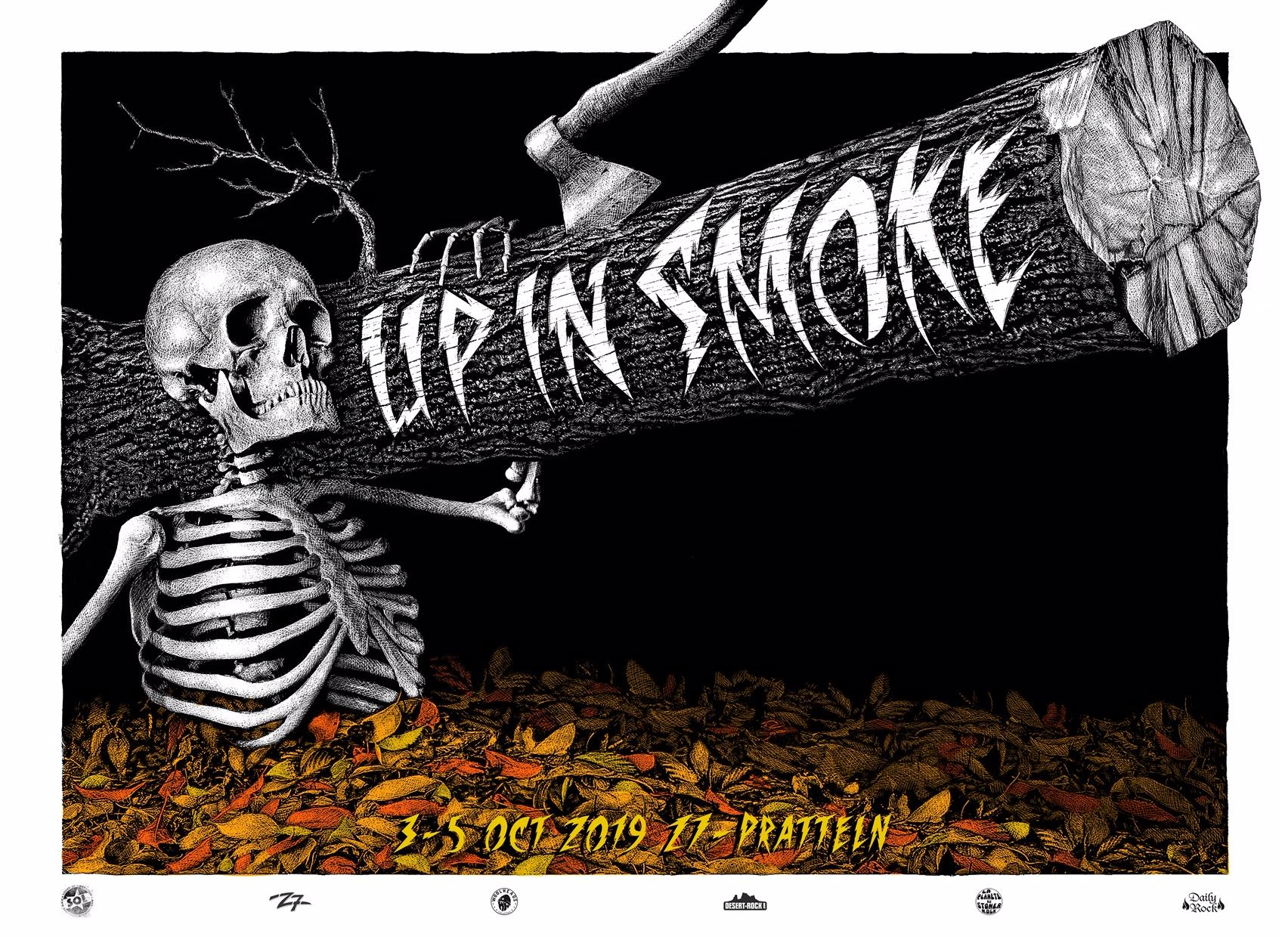 up in smoke 2019 banner
