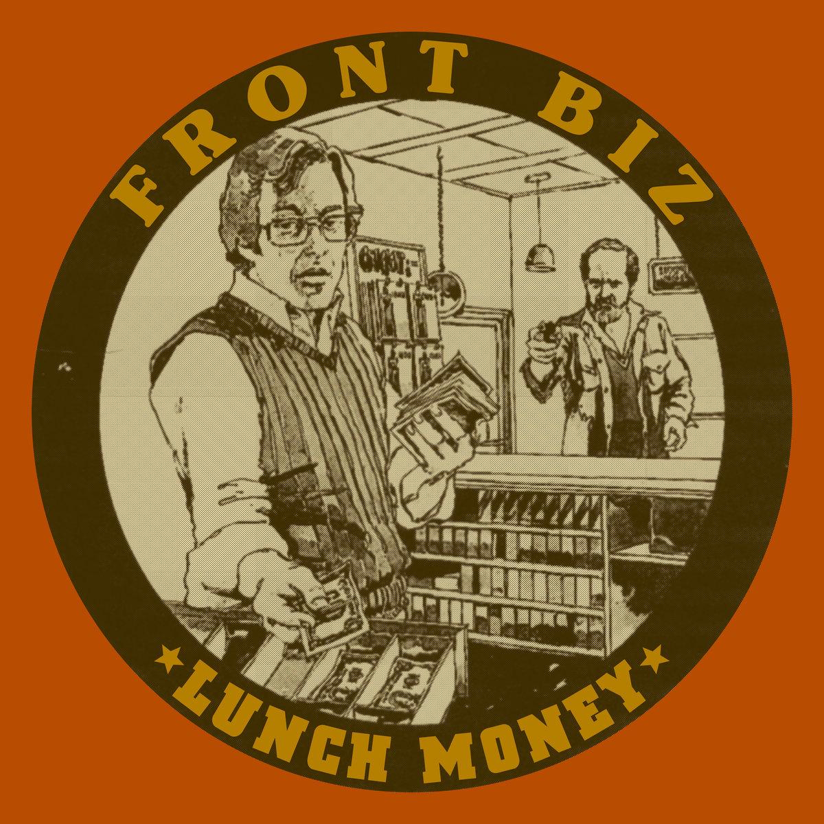 front biz lunch money