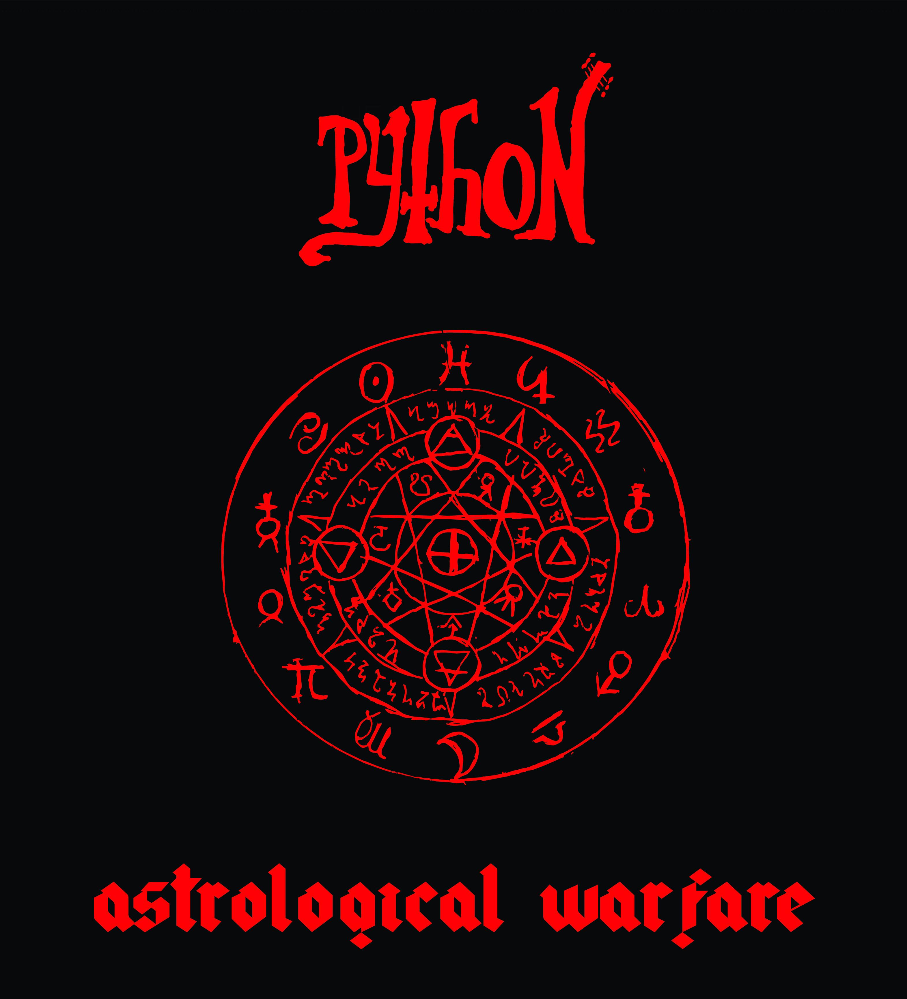 python astrological warfare