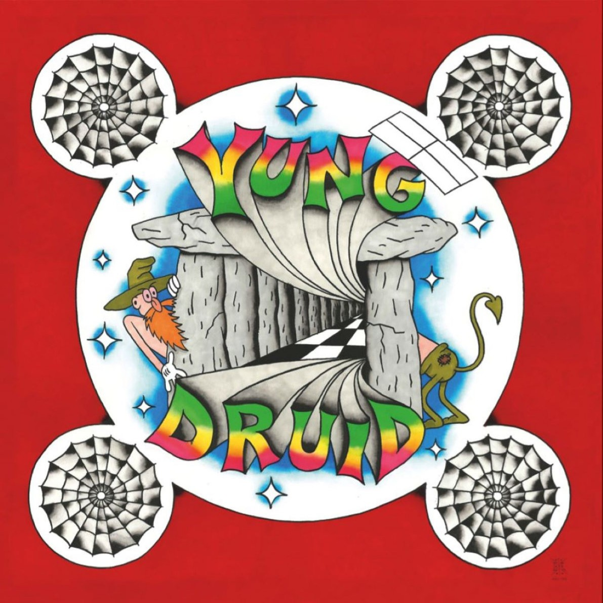 yung druid self titled