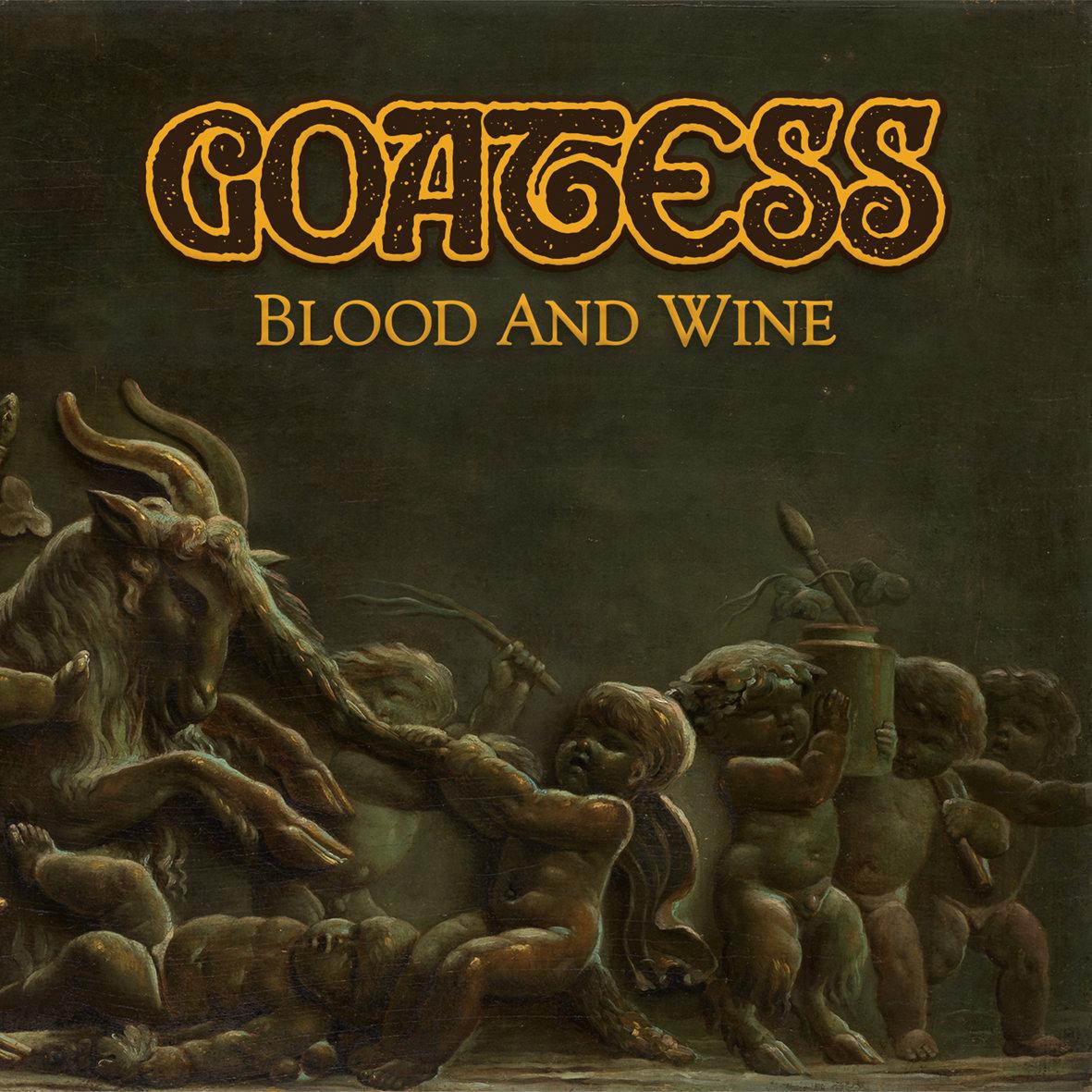 Goatess Blood and Wine