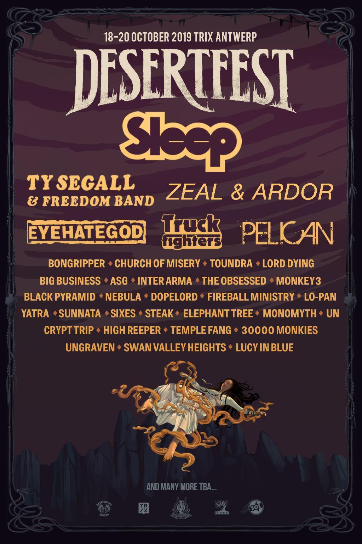 desertfest belgium 2019 latest poster