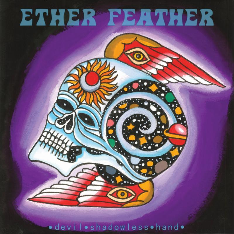 ether feather devil shadowless hand