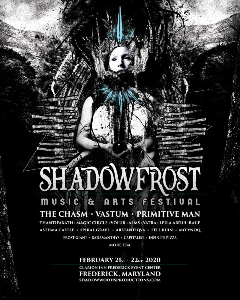 shadowfrost 2020 initial lineup
