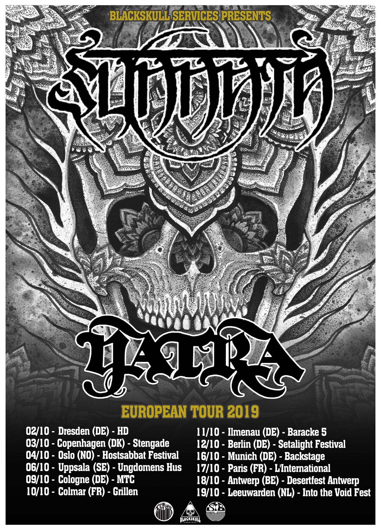 sunnata yatra tour poster