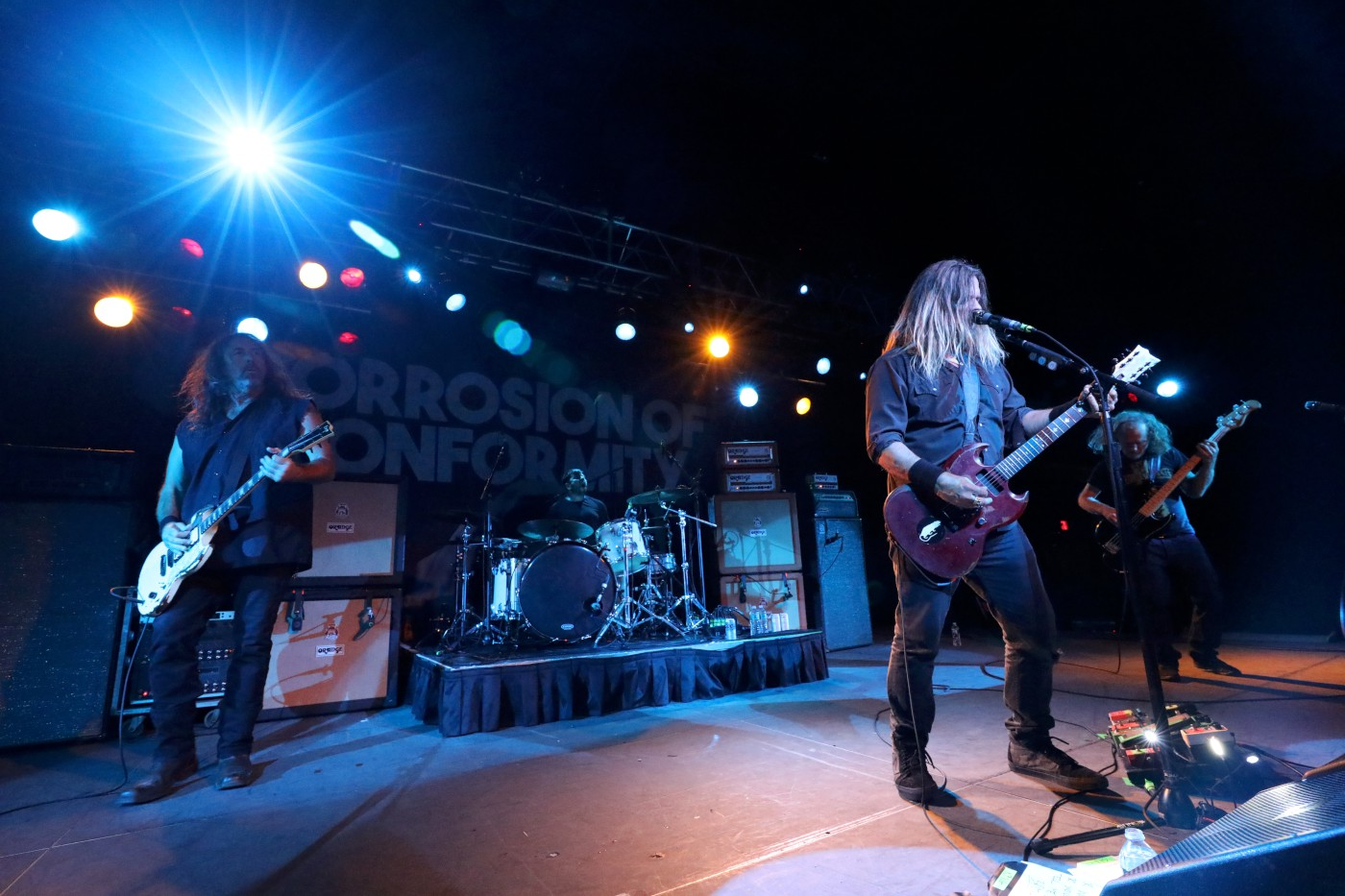 Corrosion of Conformity (Photo by JJ Koczan)