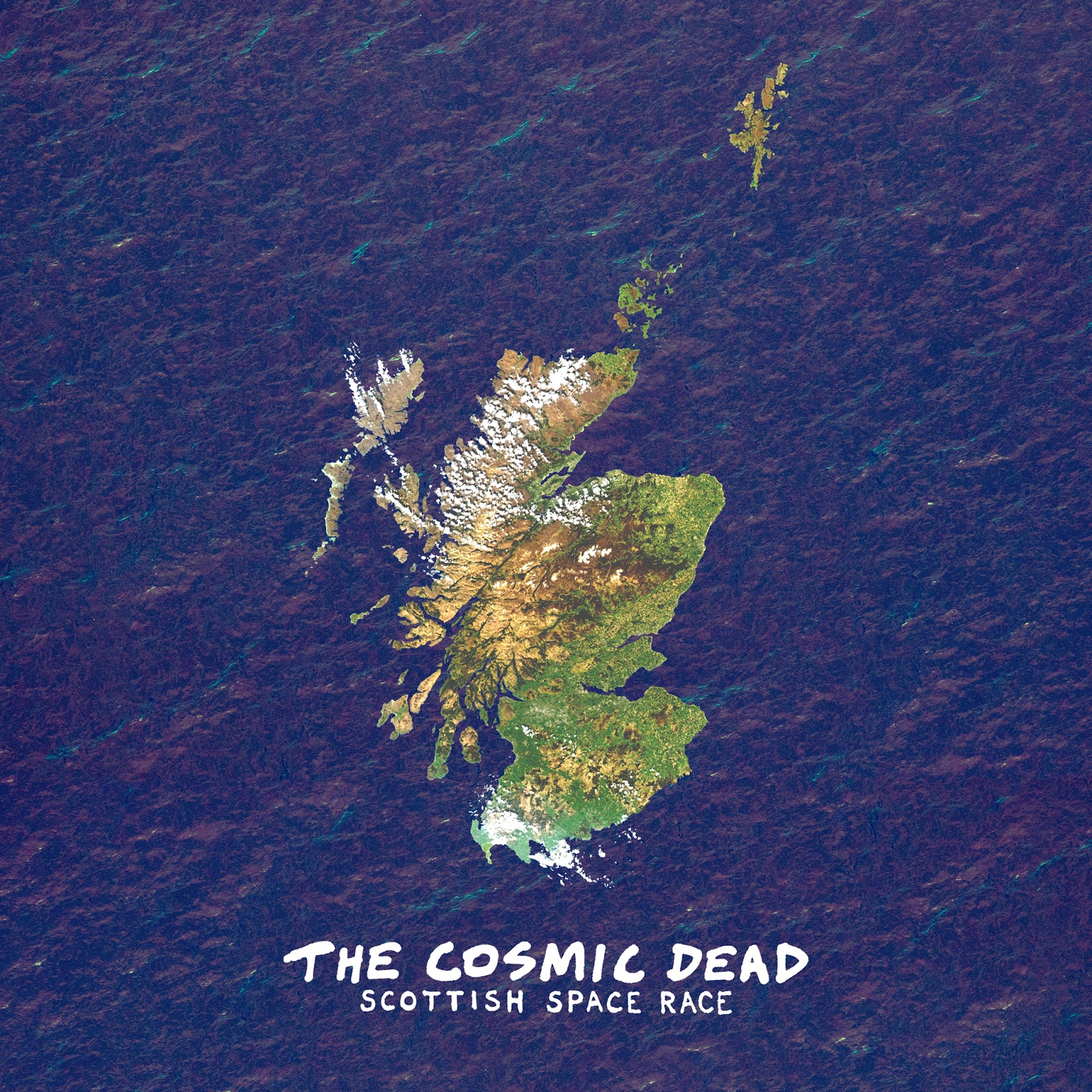 The Cosmic Dead Scottish Space Race