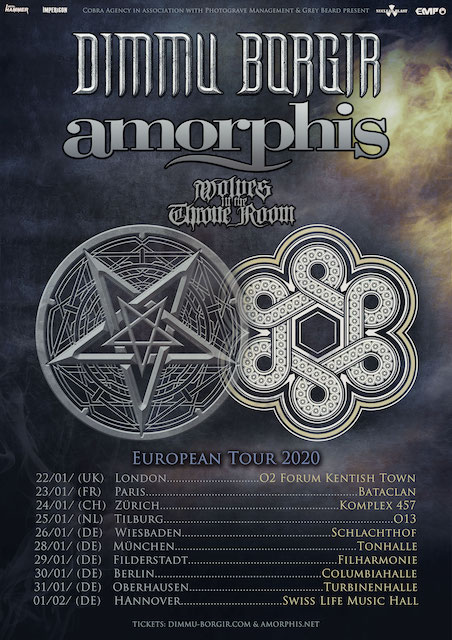 dimmu borgir amorphis wolves in the throne room