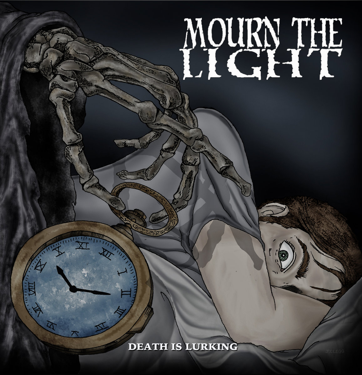 mourn the light death is lurking