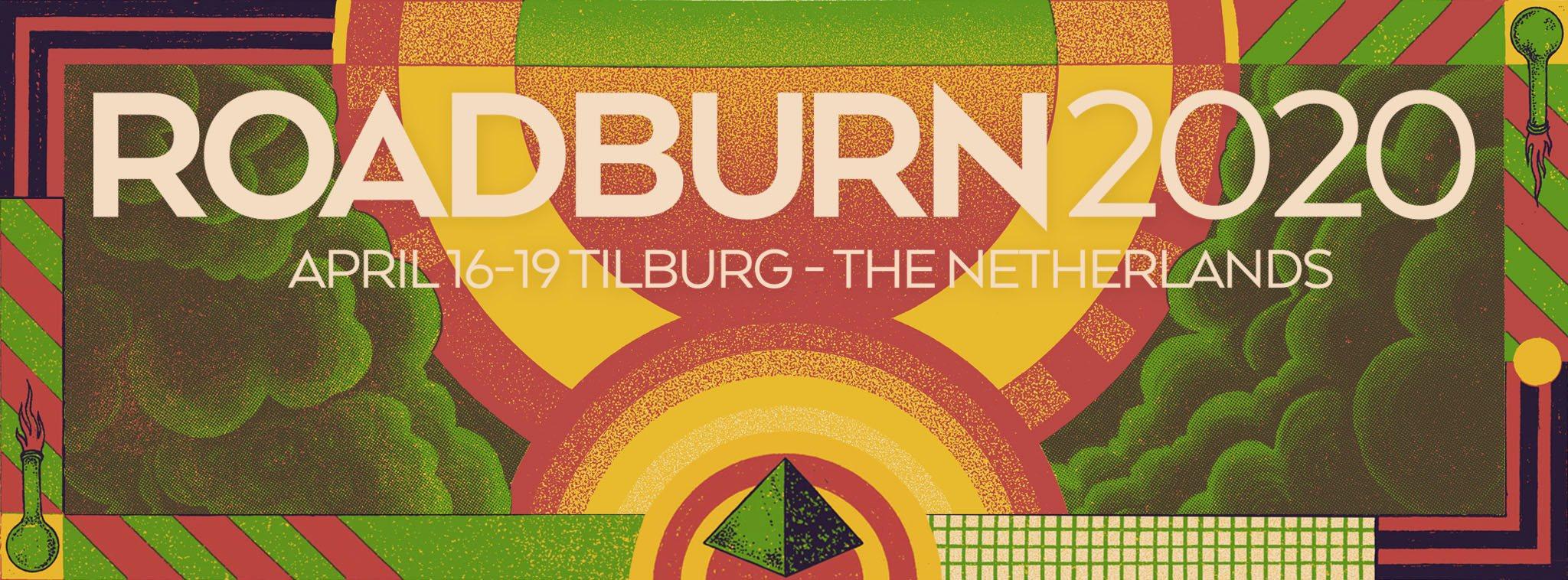 roadburn 2020 banner