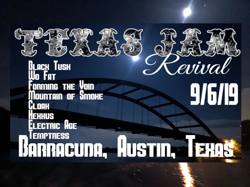 texas jam revival 2019 banner