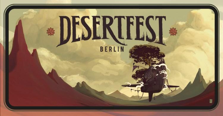 desertfest berlin 2020 banner