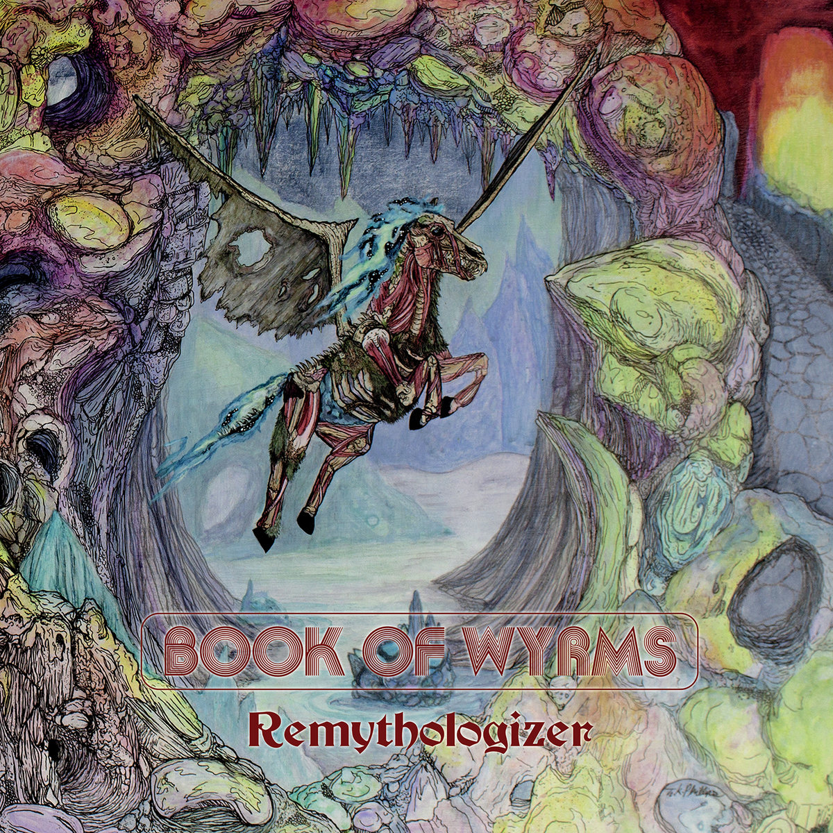 Book of Wyrms Remythologizer