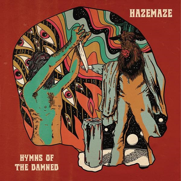 Hazemaze Hymns of the Damned