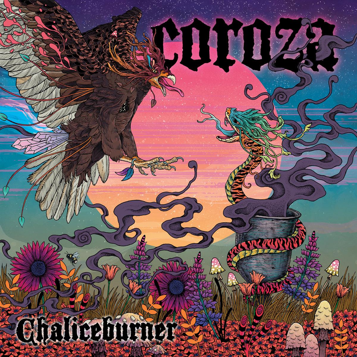 coroza chaliceburner