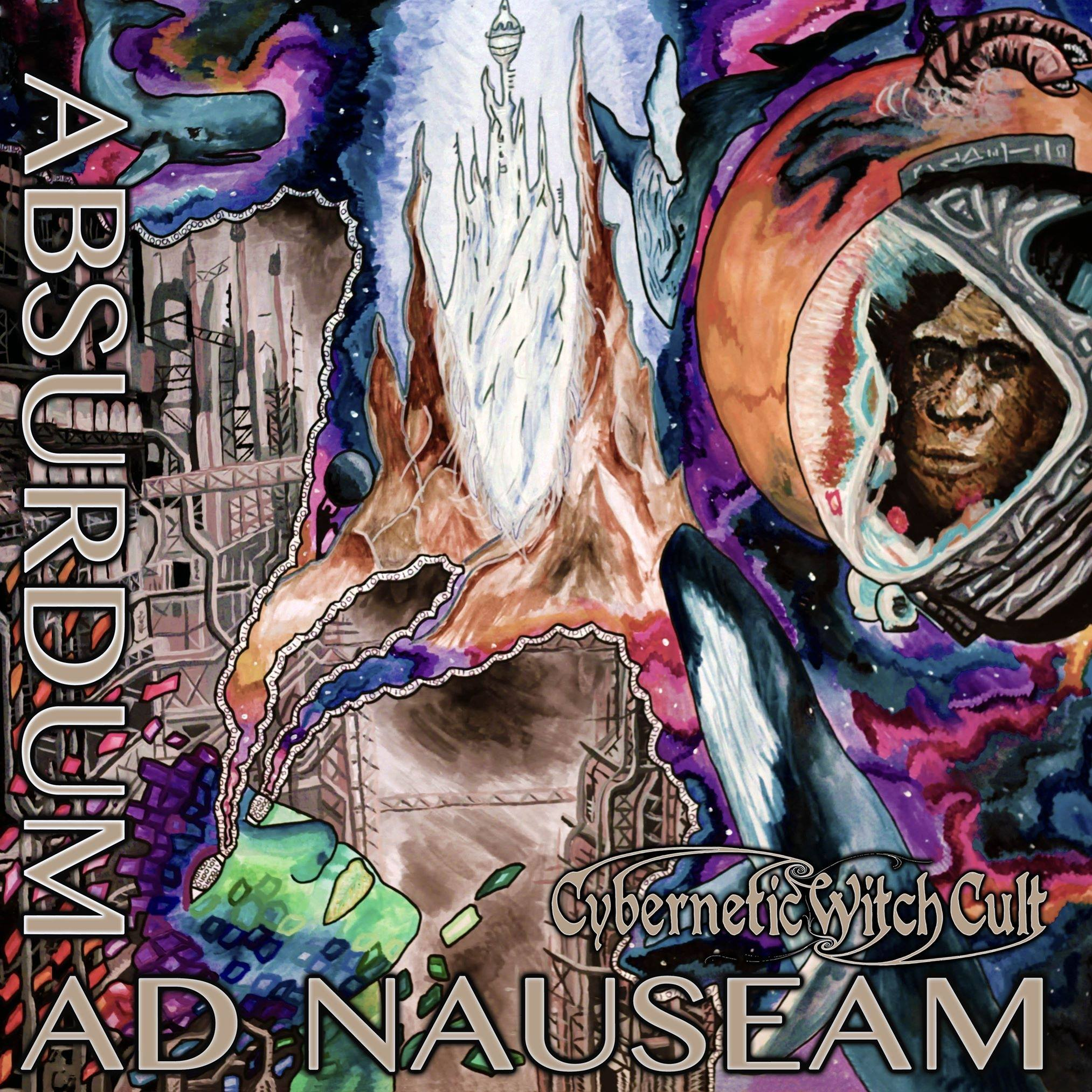 cybernetic witch cult absurdam ad nauseam