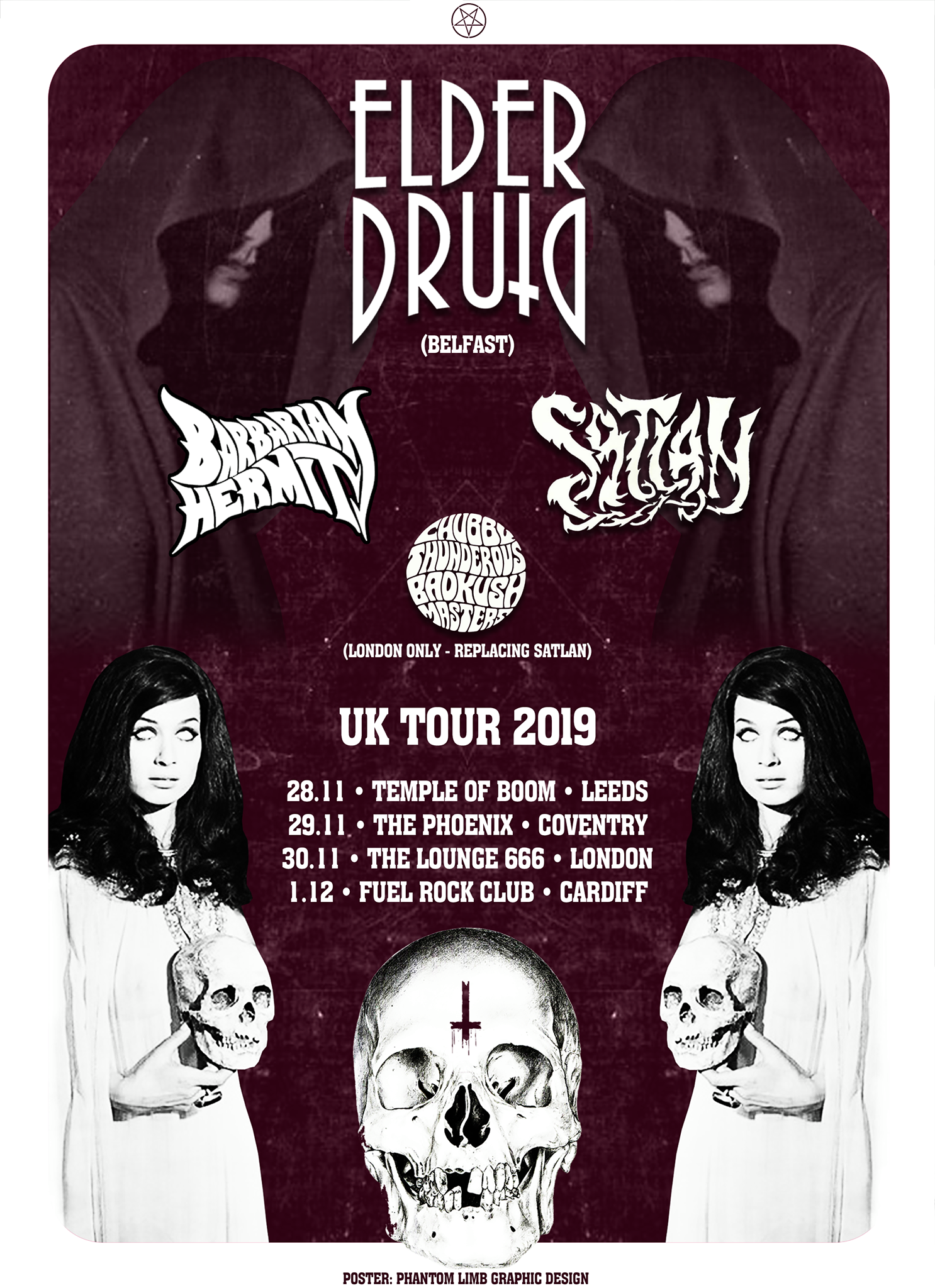 elder druid uk tour