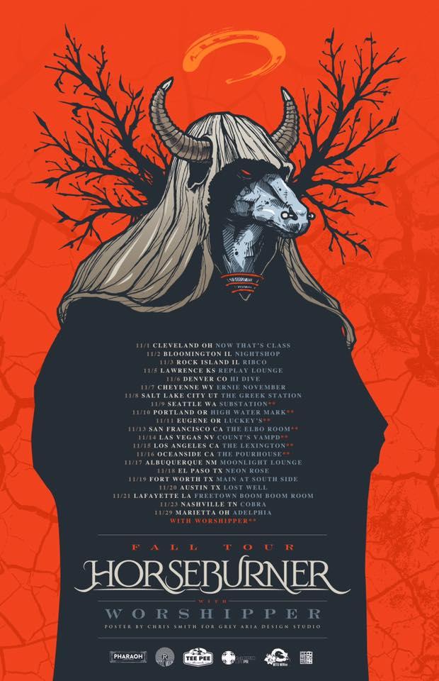 horseburner tour