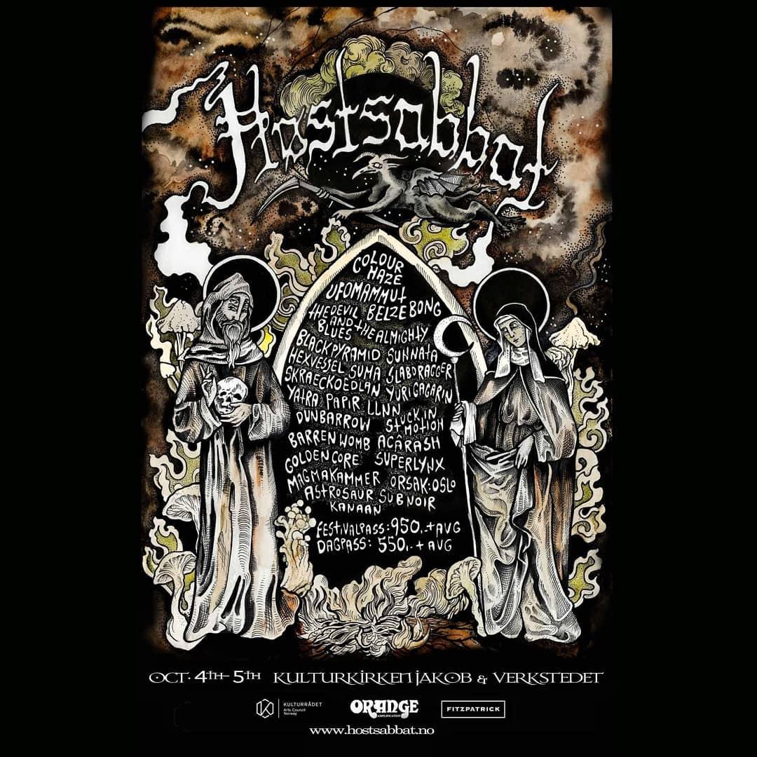 hostsabbat 2019 poster square