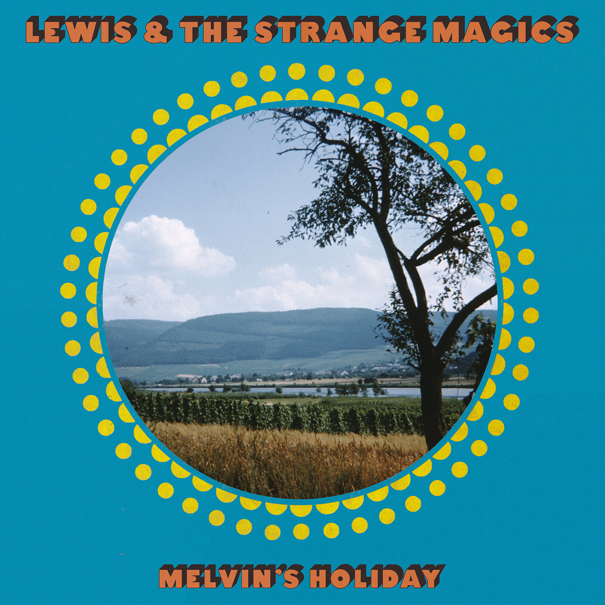 Lewis and the Strange Magics Melvins Holiday