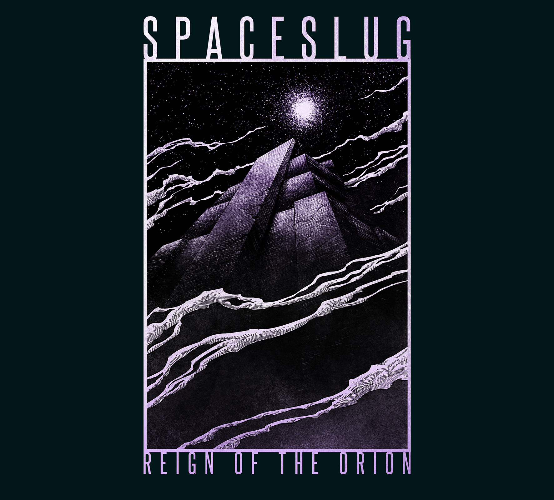Spaceslug Reign of the Orion cover