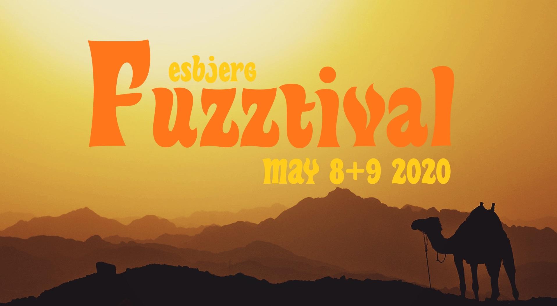 esbjerg fuzztival 2020 banner