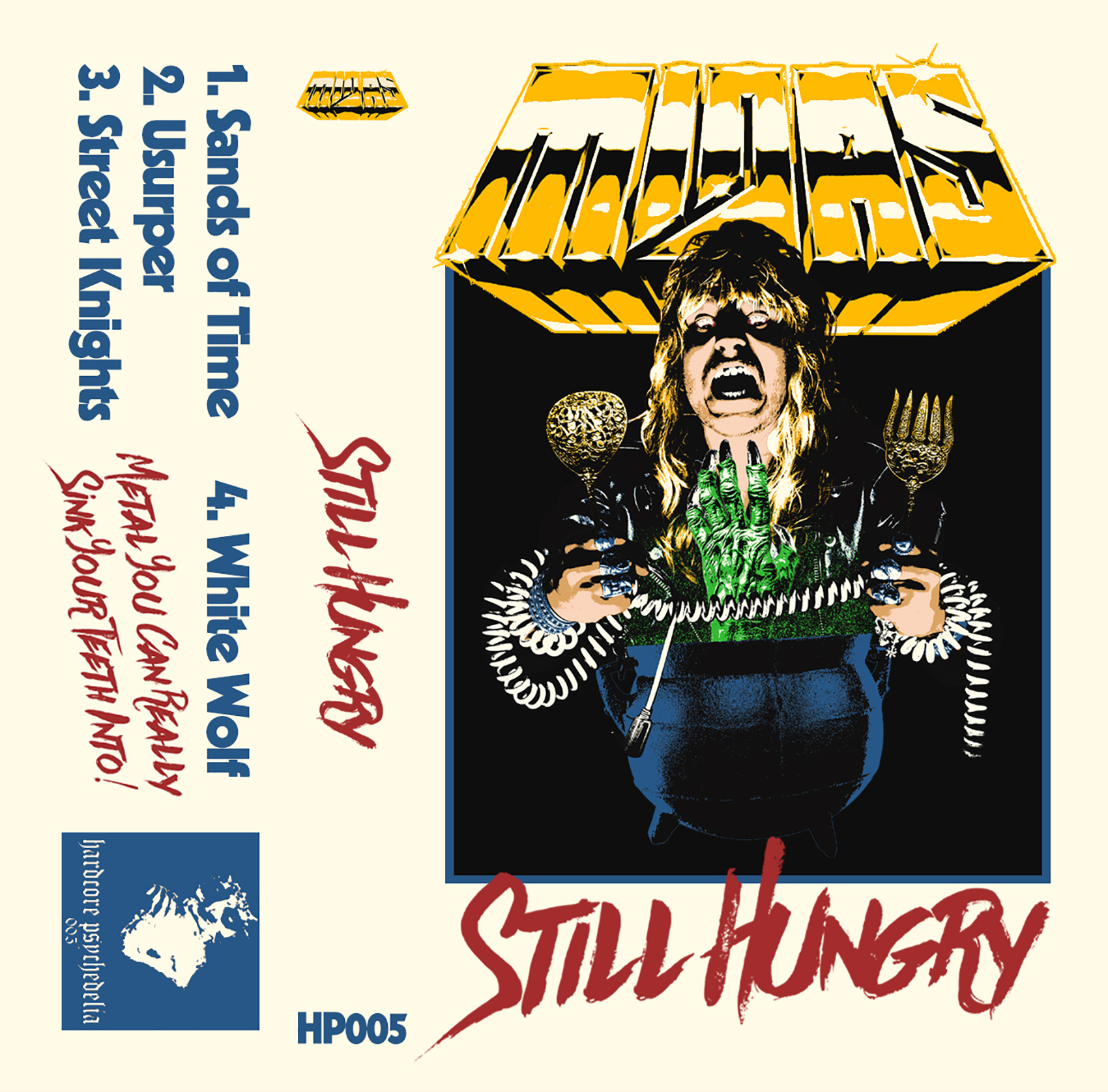midas still hungry tape