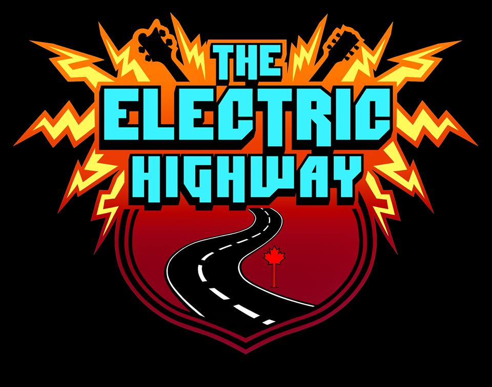 the electric highway poster