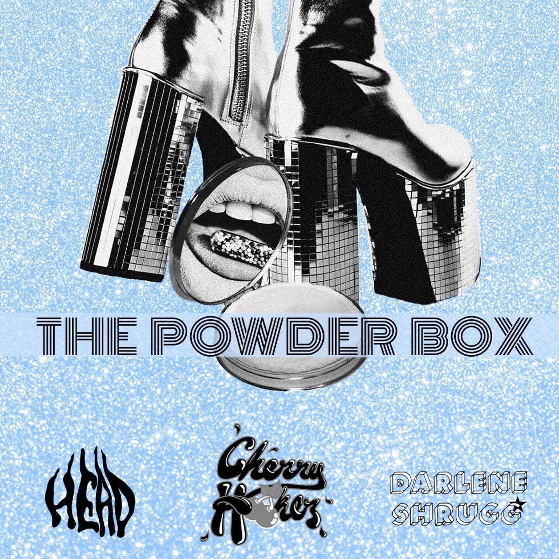 va the powder box