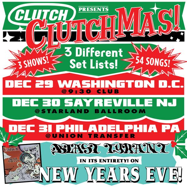 clutch clutchmas